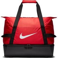 Nike Academy Team (large) Sporttas Met Bodemvak - Rood / Zwart