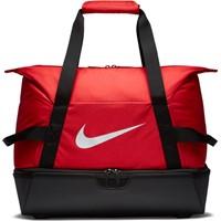 Nike Academy Team (medium) Sporttas Met Bodemvak - Rood / Zwart