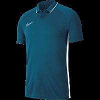 Nike Academy 19 Polo - Marine