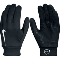 Nike Hyperwarm Spelershandschoenen - Black / White