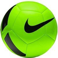 Nike Pitch Team Trainingsbal - Electric Green / Black