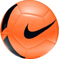 Nike Pitch Team Trainingsbal - Total Orange / Black