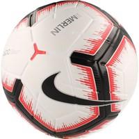Nike Merlin Wedstrijdbal - Wit / Zwart / Rood