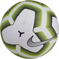 Nike Team Magia II Wedstrijdbal - Wit / Fluogeel