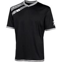 Patrick Force Shirt Korte Mouw - Zwart / Grijs
