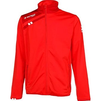 Picture of Patrick Force Trainingsvest Polyester Kinderen - Rood / Donkerrood