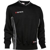 Patrick Girona Sweater Kinderen - Zwart / Grijs