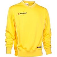 Patrick Girona Sweater - Geel