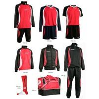 Patrick Gold Kit Voordeelpakket - Zwart / Rood / Wit