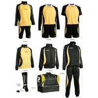 Patrick Gold Kit Voordeelpakket - Zwart / Geel / Wit