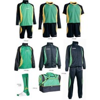 Patrick Gold Kit Voordeelpakket - Marine / Groen / Geel