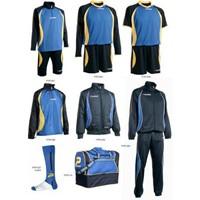 Patrick Gold Kit Voordeelpakket - Marine / Royal / Geel