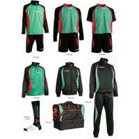 Patrick Gold Kit Voordeelpakket - Zwart / Groen / Rood