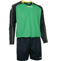 Patrick Granada305 Voetbalset Lange Mouw - Groen / Marine / Geel