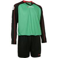 Patrick Granada305 Voetbalset Lange Mouw - Groen / Zwart / Rood