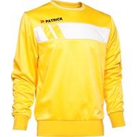 Patrick Impact Sweater Kinderen - Geel / Wit
