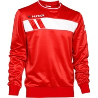 Patrick Impact Sweater - Rood / Wit