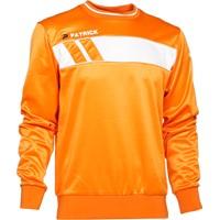 Patrick Impact Sweater - Oranje / Wit