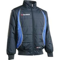 Patrick Malaga110 Coach Jacket Kinderen - Marine / Royal / Geel