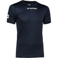 Patrick Power Shirt Korte Mouw - Marine