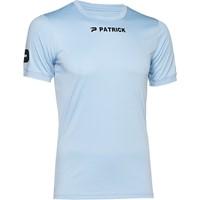 Patrick Power Shirt Korte Mouw - Lichtblauw