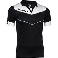 Patrick Power Shirt Korte Mouw Kinderen - Zwart / Wit