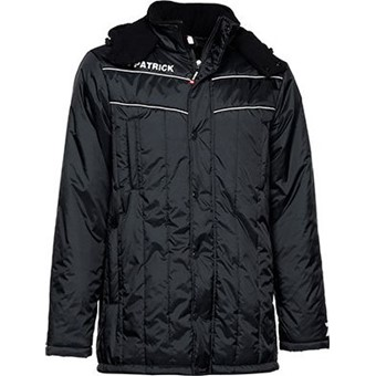 Picture of Patrick Power Coach Jacket - Zwart
