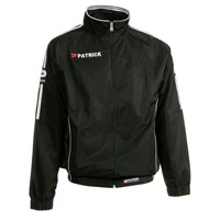 Patrick Club Trainingsvest - Zwart / Wit