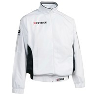 Patrick Club Trainingsvest - Wit / Marine