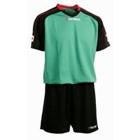 Patrick Granada301 Voetbaltenue Korte Mouw - Groen / Zwart / Rood