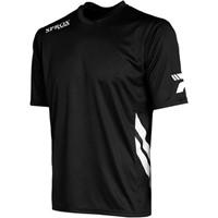 Patrick Sprox Shirt Korte Mouw Kinderen - Zwart