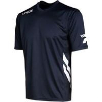 Patrick Sprox Shirt Korte Mouw - Marine