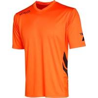 Patrick Sprox Shirt Korte Mouw - Oranje