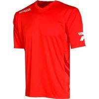 Patrick Sprox Shirt Korte Mouw Kinderen - Rood
