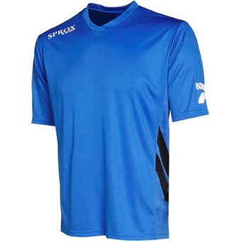 Picture of Patrick Sprox Shirt Korte Mouw - Royal
