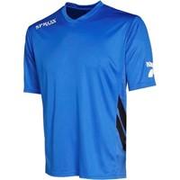 Patrick Sprox Shirt Korte Mouw - Royal