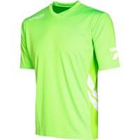 Patrick Sprox Shirt Korte Mouw - Fluo Groen