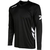 Patrick Sprox Voetbalshirt Lange Mouw - Zwart