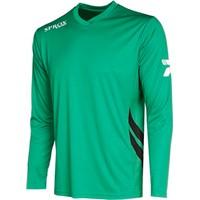 Patrick Sprox Voetbalshirt Lange Mouw Kinderen - Groen