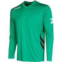 Patrick Sprox Voetbalshirt Lange Mouw - Groen