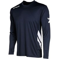 Patrick Sprox Voetbalshirt Lange Mouw - Marine