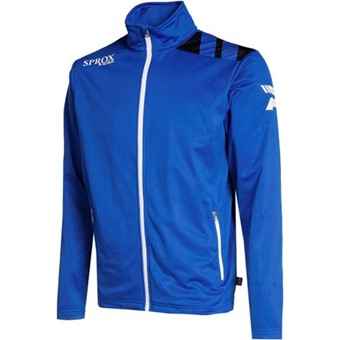 Picture of Patrick Sprox Trainingsvest Polyester Kinderen - Royal / Wit