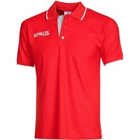 Patrick Sprox Polo Kinderen - Rood