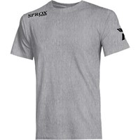 Patrick Sprox T-Shirt Kinderen - Grijs Gemeleerd