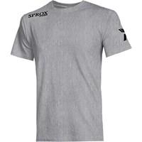 Patrick Sprox T-Shirt - Grijs Gemeleerd