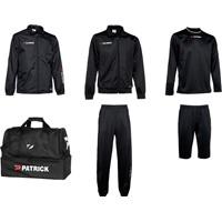 Patrick Steel Voordeelpakket - Zwart