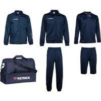 Patrick Steel Voordeelpakket - Marine