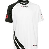 Patrick Victory Shirt Korte Mouw - Wit / Zwart