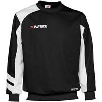 Patrick Victory Sweater - Zwart / Wit