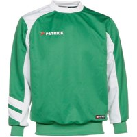 Patrick Victory Sweater - Groen / Wit